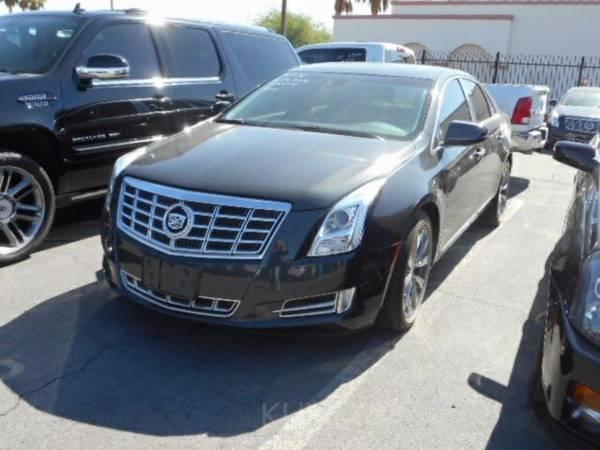 Certified: 2013 Cadillac XTS 4D Sedan Luxury
