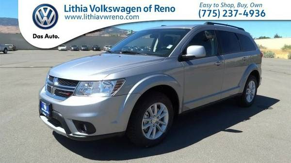 2016 Dodge Journey SXT (You Save $2,118 Below KBB Retail)