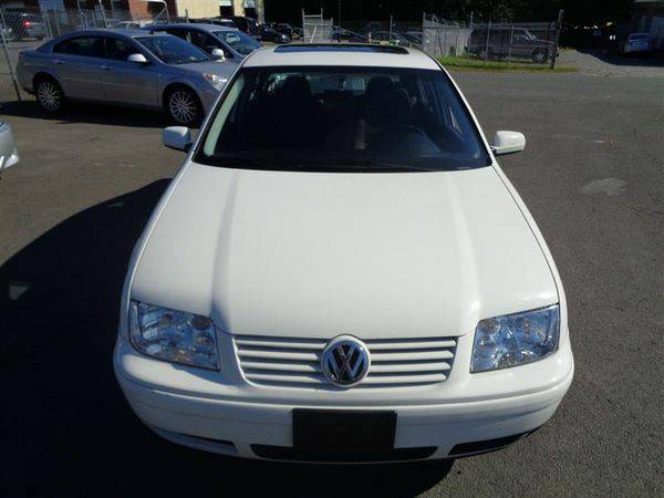 2001 *VOLKSWAGEN* *JETTA* Wolfsburg Edition - Includes 3mo/3k mile...