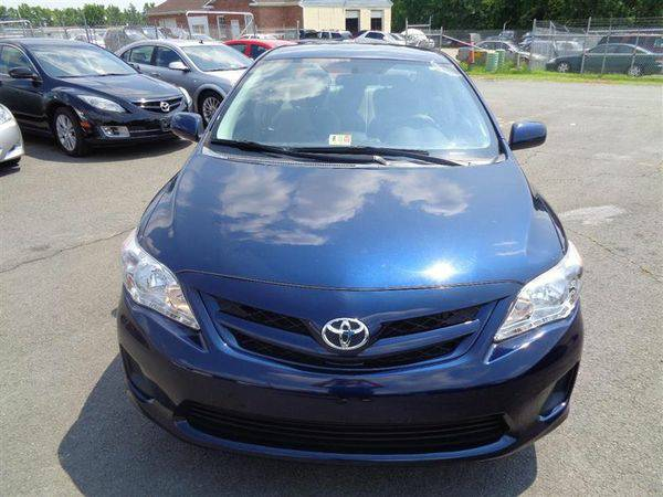 2013 *TOYOTA* *COROLLA* L/LE/S/S Special Edition/LE Special Edition -