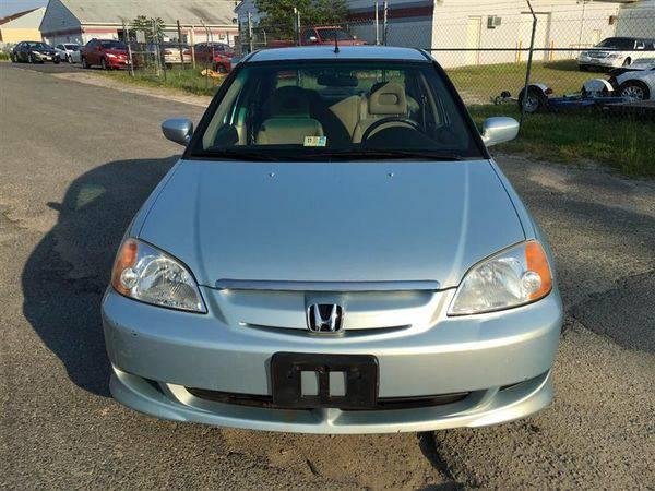 2003 *HONDA* *CIVIC* Hybrid - Includes 3mo/3k mile limited WARRANTY!