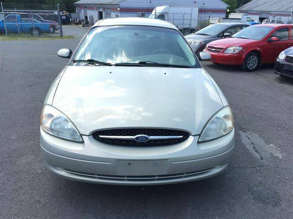 2003 *FORD* *TAURUS* SES - Includes 3mo/3k mile limited WARRANTY!