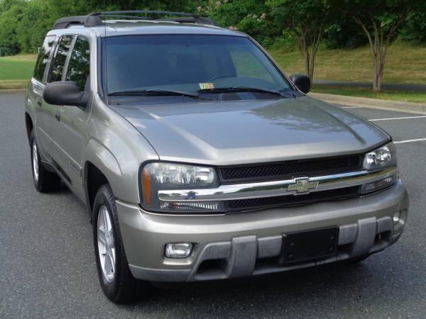 2003 CHEVY TRAILBLAZER LT * EXT 3RD ROW CLEAN * ford explorer * $3499