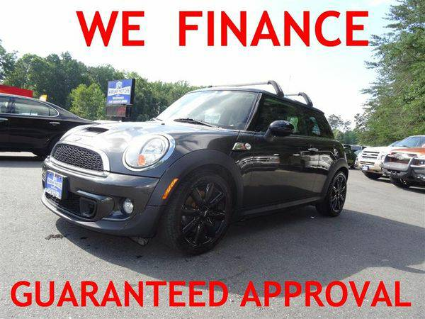 2012 *MINI* *COOPER* *HARDTOP* S -WE FINANCE EVERYONE! CALL NOW!!!