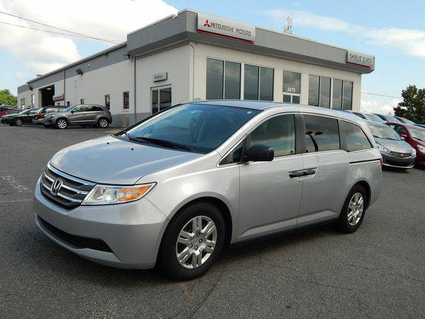 2013 *Honda* *Odyssey* LX -Easy Financing!!!