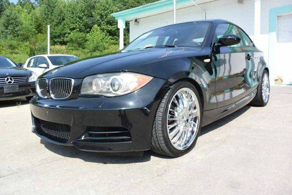 2008 *BMW* *1* *Series* 135i 2dr Coupe * 6 Months Warranty * Hablo...