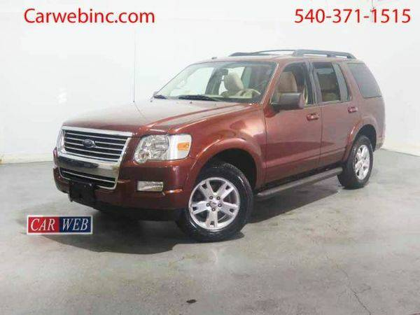 2010 *Ford* *Explorer* XLT 4.0L 4WD - WHOLESALE PRICES TO THE PUBLIC!