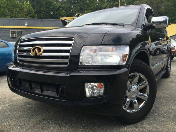 2005 *Infiniti* *QX56* Base 4WD 4dr SUV - ONLY $999 DOWN WE FINANCE...
