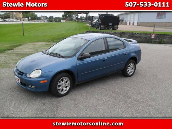 2002 Dodge NEON SXT LEATHER
