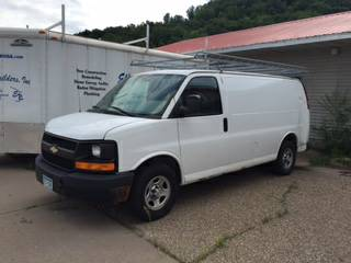 2006 Chevy Express 1500 Cargo Van
