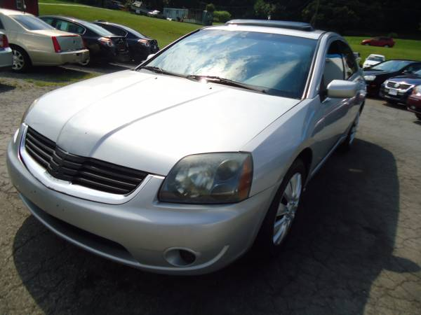 2007 Mitsubishi Galant ES*Great Condition*Clean Carfax*166K