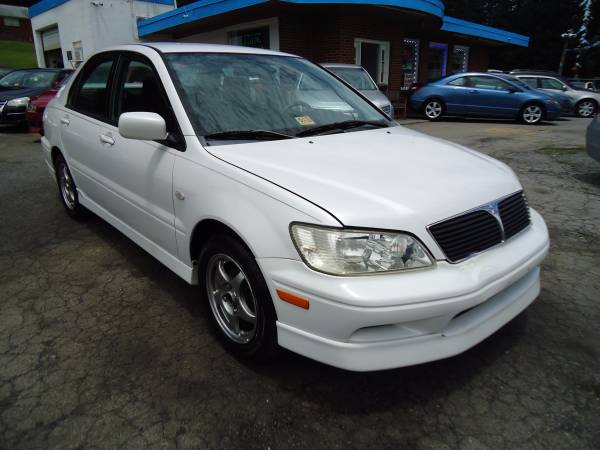 2002 Mitsubishi Lancer OZ-Rally*Clean Title*Clean Carfax*140K