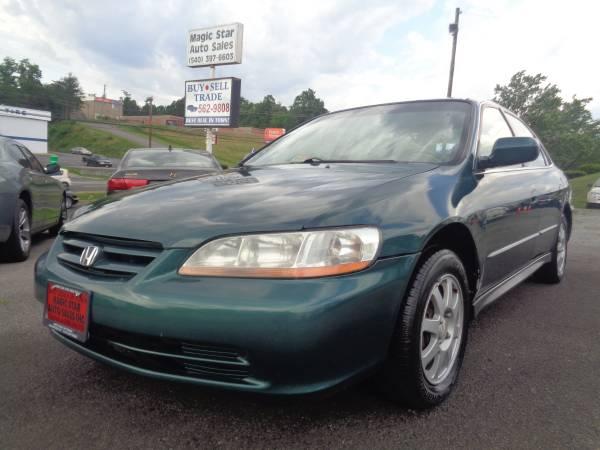 2002 Honda Accord LX - Excellent Condition - Fair Price
