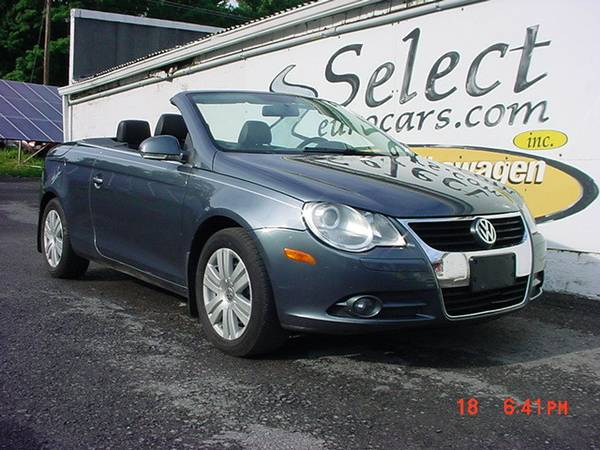 ➲ 2008 Volkswagen EOS 2.0T A T ★JUST REDUCED - Call 4...