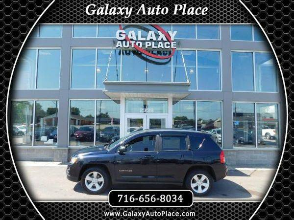 2011 *Jeep* *Compass* Latitude 4WD