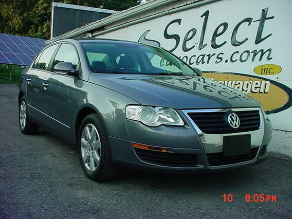 ➲ 2007 Volkswagen Passat 2.0T 6spd Stick __► BLOWOUT...