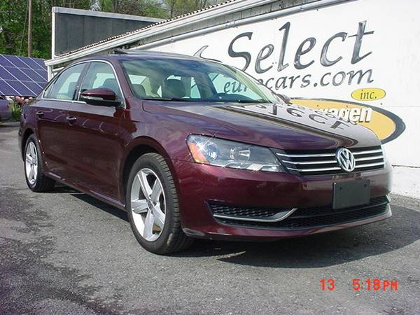 ➲ 2012 Volkswagen Passat SE _► PRICE SLASHED - SAVE BIG...