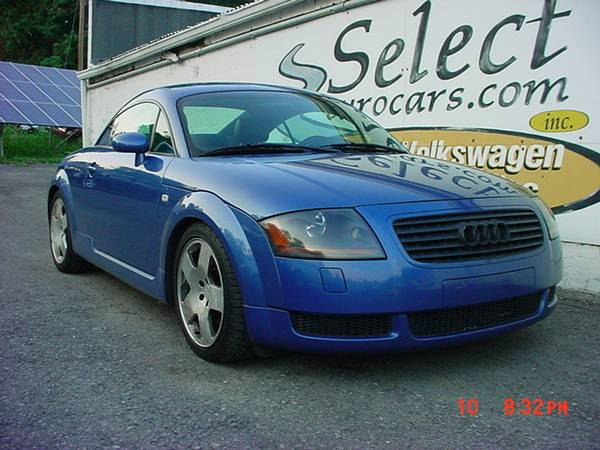 ➲ 2002 Audi TT Coupe Quattro ★JUST REDUCED - Call 4 NEW...