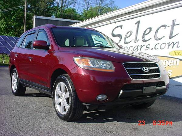 ➲ 2007 Hyundai Santa Fe Auto Limited w XM _► LOADED,...
