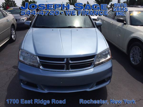 2013 Dodge Avenger SXT - Get a like new car with BAD credit!!