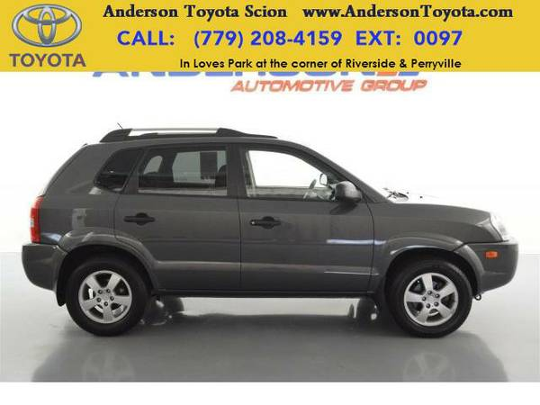 2007 *Hyundai Tucson* GLS-Ask about no payments until 2017!
