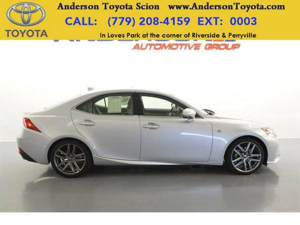 2014 *Lexus IS 250* AWD-Ask about no payments until 2017!