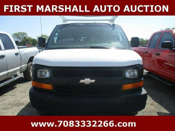 2006 Chevrolet Express Cargo Van - First Marshall Auto Auction