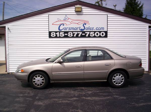2002 Buick Century 4DR CUSTOM - floats down the road - FULL POWER