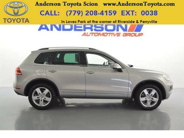 2012 *Volkswagen Touareg* -Ask about no payments until 2017!