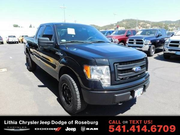 2014 Ford F-150 (You Save $1,184 Below KBB Retail)