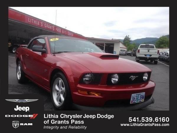 2008 Ford Mustang GT (You Save $916 Below KBB Retail)