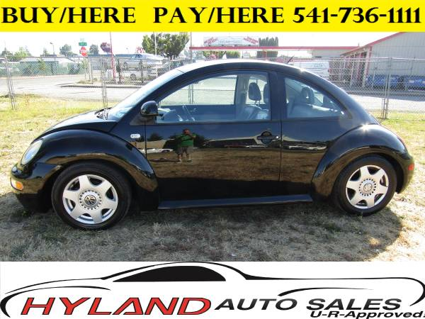 2000 Volkswagen Beetle $500 Down Drives It Home @ Hyland Auto Sales