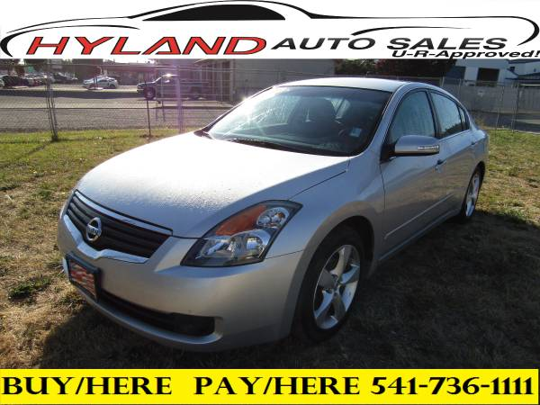 2008 NISSAN ALTIMA 3.5 SE V6 *ONLY 47,349 MILES* U-R APPROVED @ HYLAND