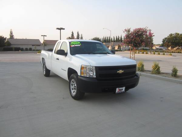 2008 CHEVROLET SILVERADO 1500 EXTENDED CAB**ONLY 38K MILES**