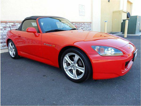 2008 *Honda* *S2000* Base 2dr Convertible - LABOR DAY PRICE BLOWOUT!!