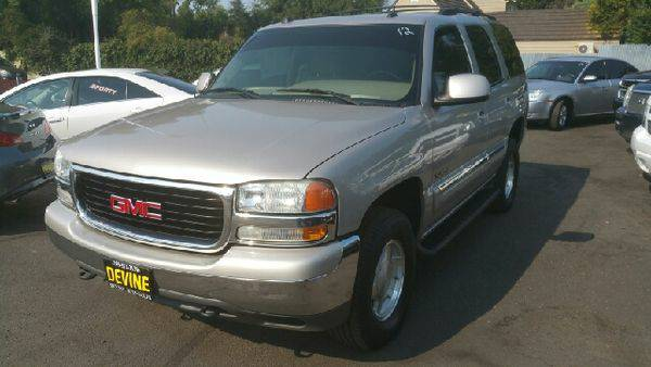2005 *GMC* *Yukon* SLT 4WD 4dr SUV -CALL OR TEXT FOR PRE APPROVAL
