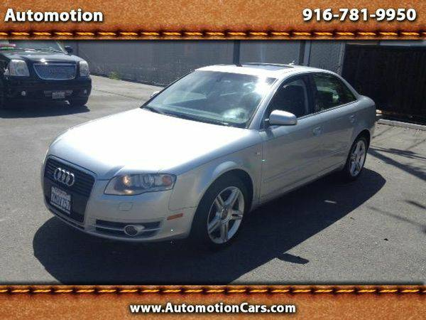 2007 *Audi* *A4* 2.0T quattro **Everyone Is Approved**