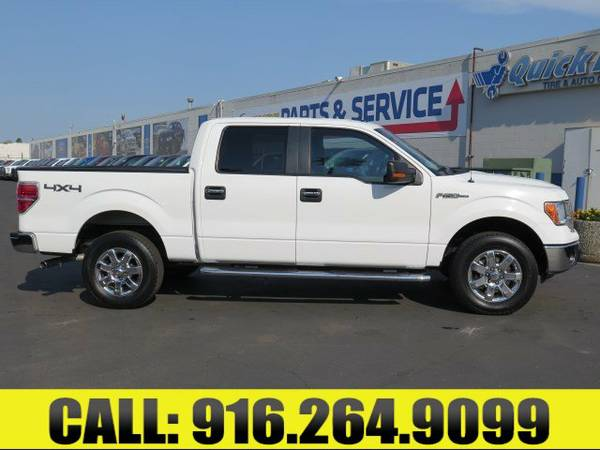 ➲ 2013 Ford F-150 Crew Cab Pickup