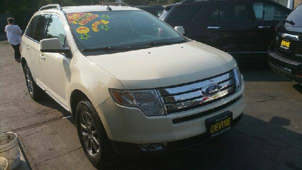2008 *Ford* *Edge* SEL 4dr SUV -CALL OR TEXT FOR PRE APPROVAL