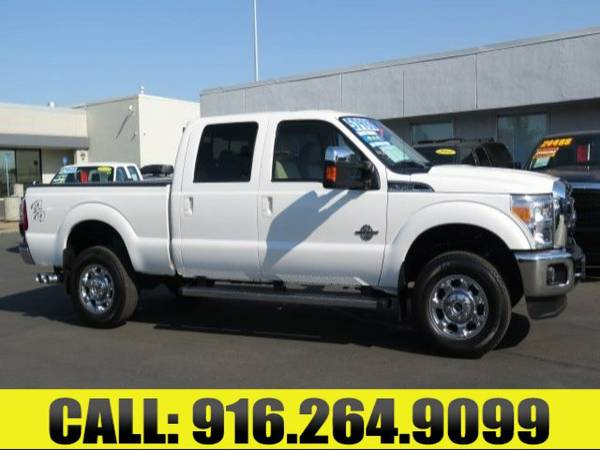 ➲ 2015 Ford Super Duty F-350 SRW Crew Cab Pickup