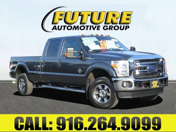➲ 2015 Ford Super Duty F-350 Crew Cab