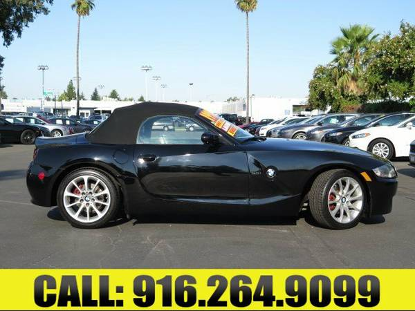➲ 2008 BMW Z4 2dr Roadster 3.0i Convertible