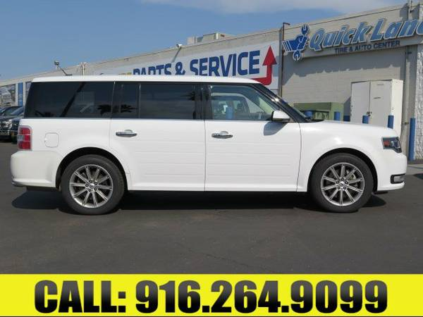 ➲ 2015 Ford Flex 4dr Limited AWD Sport Utility