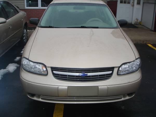 Chevy 2005 Malibu Classic #2964S