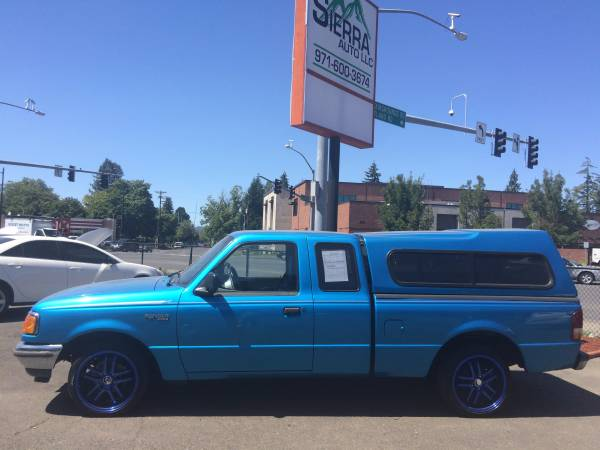 ~ * ~ 1995 ford ranger extended cab low miles ~ * ~