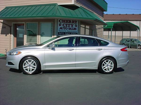 2014 FORD FUSION SE! WHOLESALE PRICED!