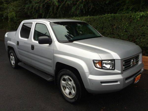 2007 *Honda* *Ridgeline* RT - CALL/TEXT 📱