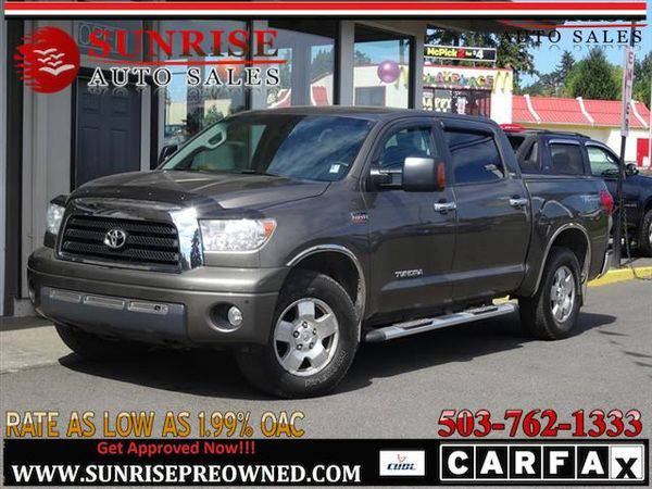2009 *Toyota* *Tundra* SR5