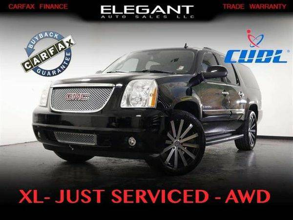 2007 *GMC* *Yukon* XL Denali AWD 3rd row seat new tires