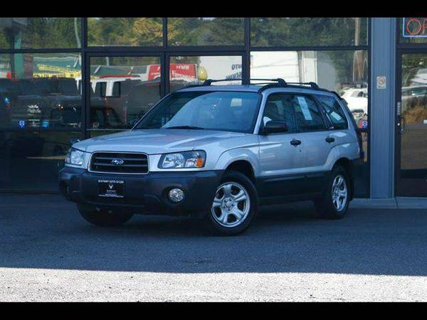 2004 *Subaru* *Forester* LEATHER AWD 128K MILES CLEAN